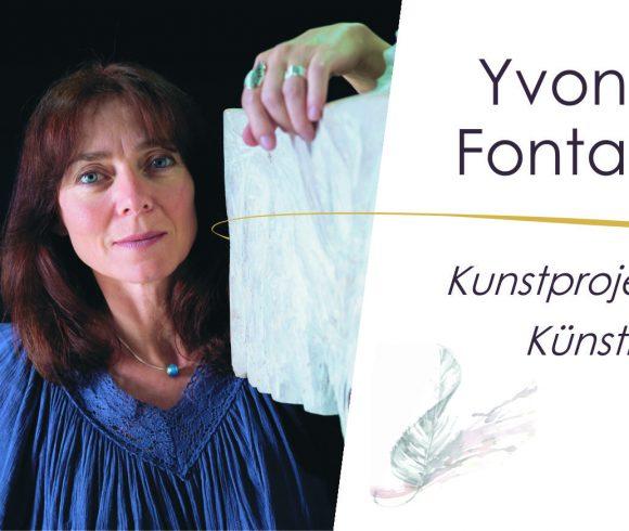 Yvonne Fontane (AGSM) - Kunstprojekte - Künstlerin