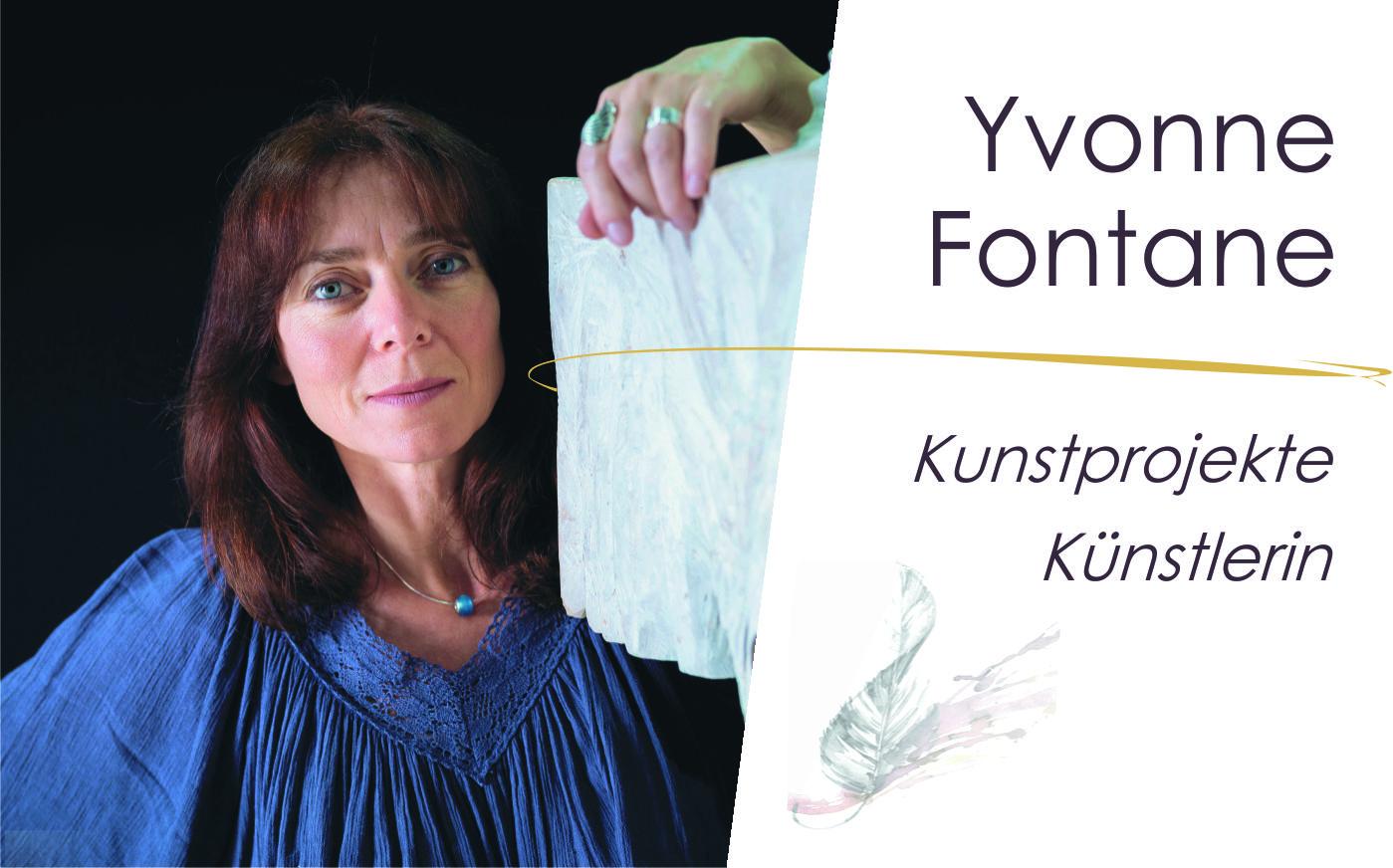 Yvonne Fontane (AGSM) – Kunstprojekte – Künstlerin