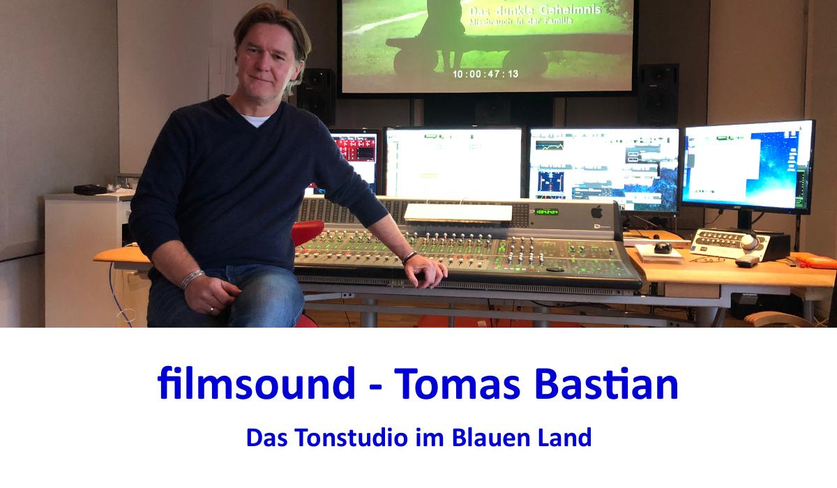 filmsound – Tomas Bastian